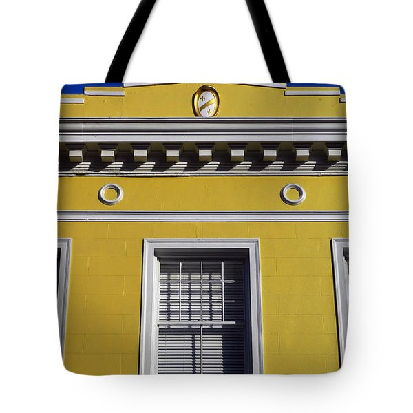 Mellow Yellow Tote Bag by Skip Hunt