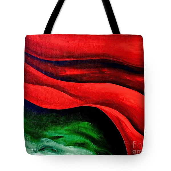 Melting Point 2 Tote Bag by Herschel Fall