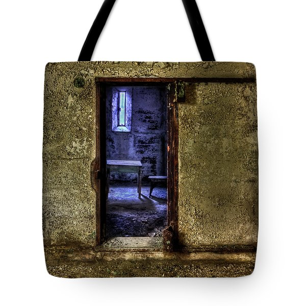 Memories From The Room Tote Bag by Evelina Kremsdorf
