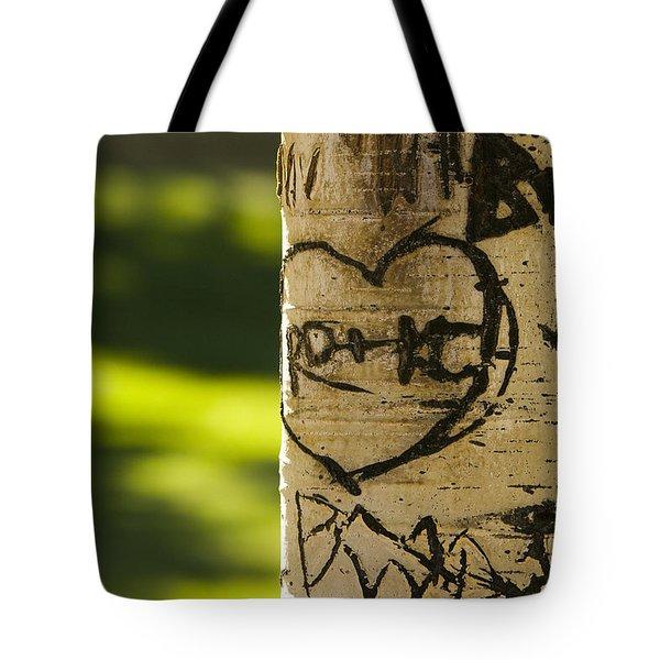 Memories In The Aspen Tree Tote Bag by James BO  Insogna