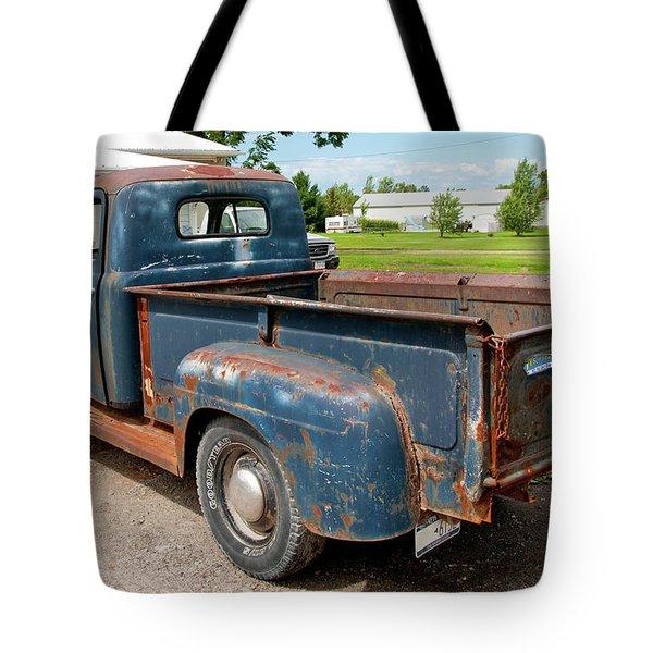 Mercury 2236 Tote Bag by Guy Whiteley