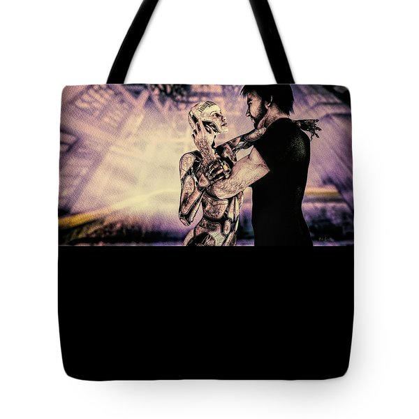 Metropolis Revisited  Tote Bag by Bob Orsillo