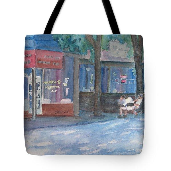 Mexican El Fresco Tote Bag by Jenny Armitage