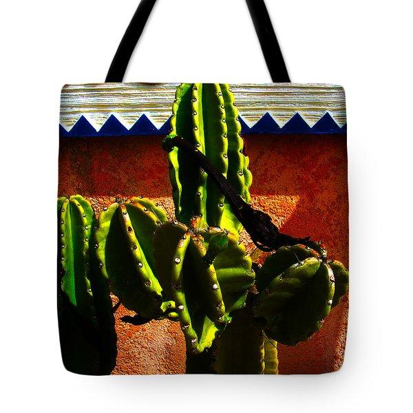 Mexican Style  Tote Bag by Susanne Van Hulst