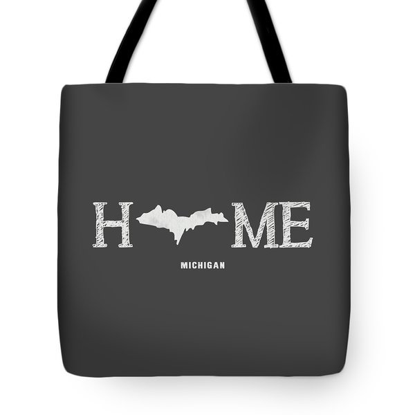 Mi Home Tote Bag by Nancy Ingersoll