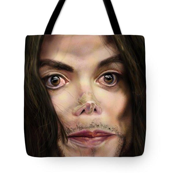 Michaels Magnum Opus 1 Tote Bag by Reggie Duffie