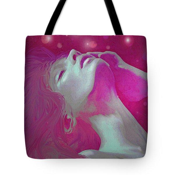Migraine Tote Bag by Jane Schnetlage