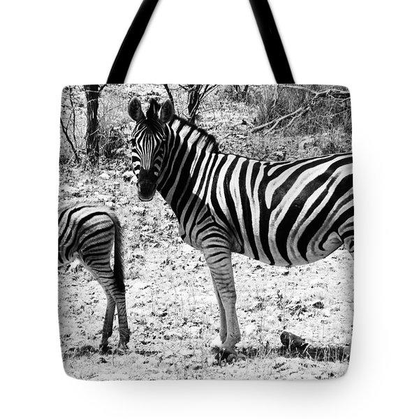 Mimic Tote Bag by Andrew Paranavitana