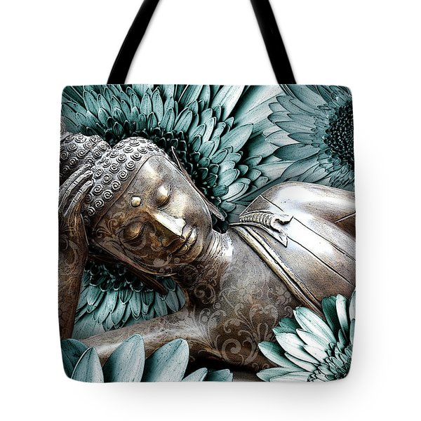 Mind Bloom Tote Bag by Christopher Beikmann