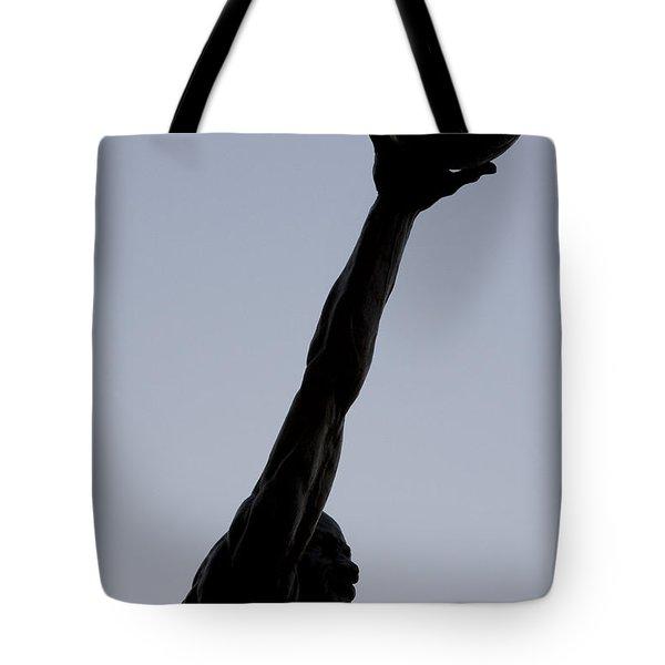 MJ II Tote Bag by Andrei Shliakhau