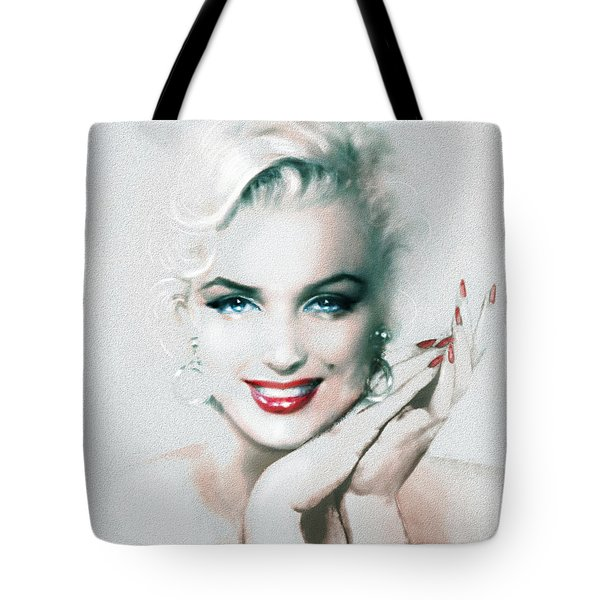 Mm 133  Tote Bag by Theo Danella
