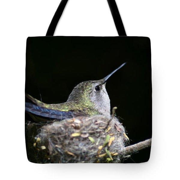 Mom Tote Bag by Mike Herdering