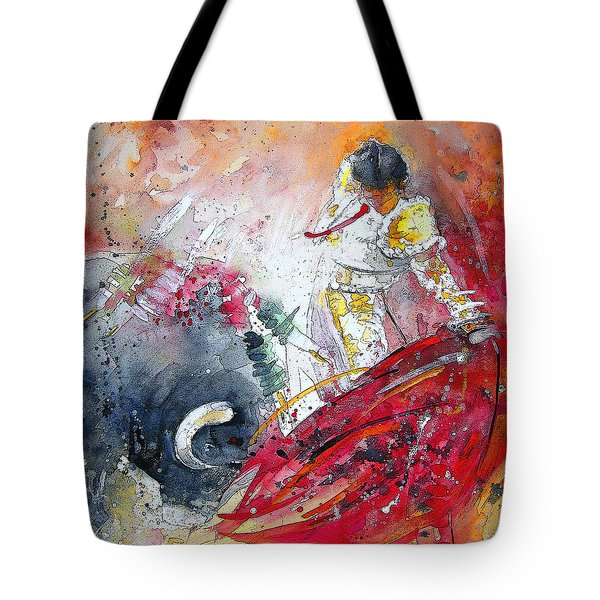 Moment of Truth 2010 Tote Bag by Miki De Goodaboom