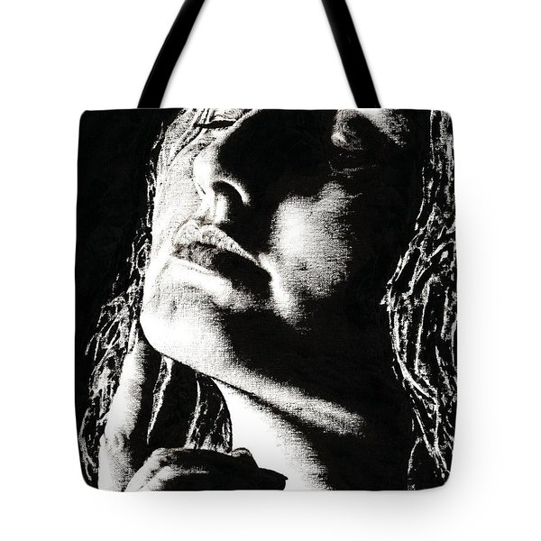 Moments Tote Bag by Richard Young
