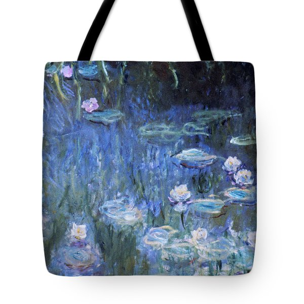 Monet: Waterlilies Tote Bag by Granger