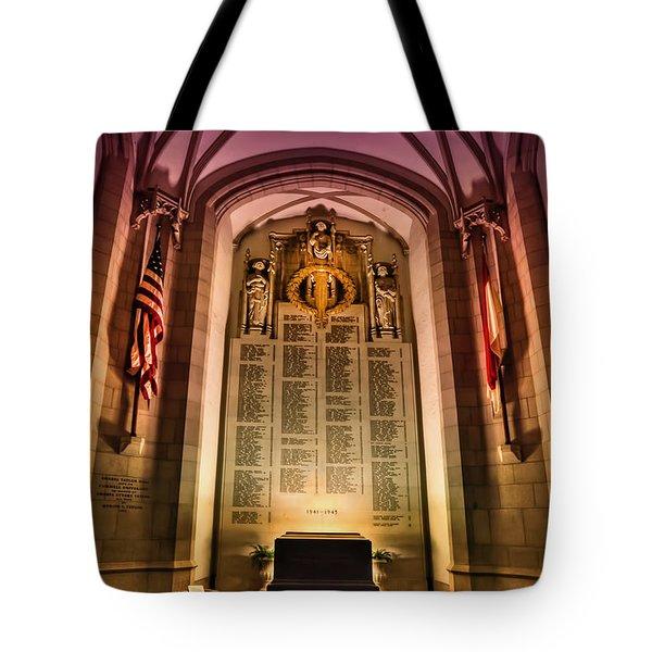 Monumental Tote Bag by Evelina Kremsdorf