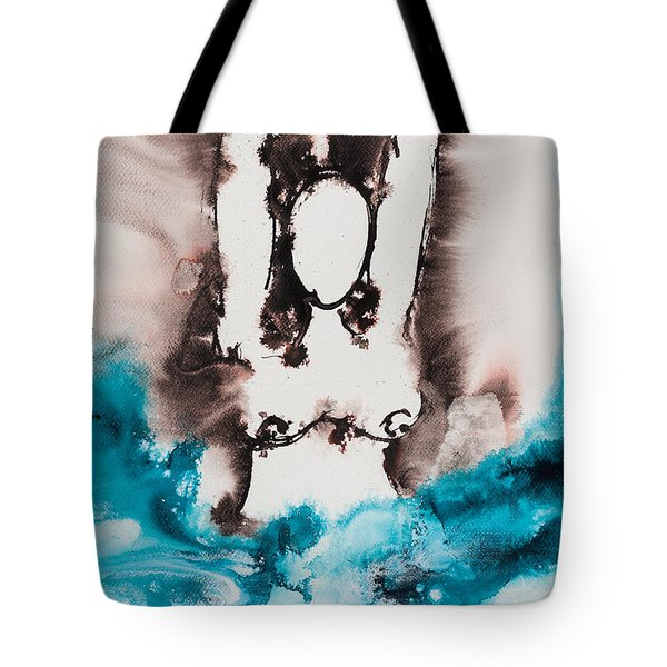 More Than Series No. 2050 Tote Bag by Ilisa  Millermoon