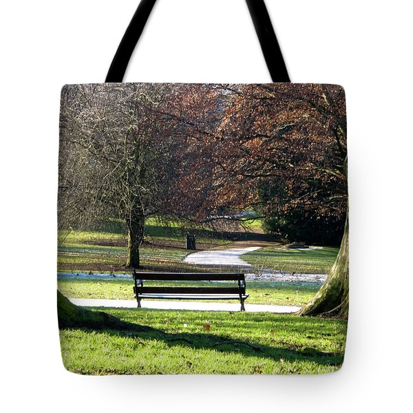 Morning Bliss Tote Bag by Brian Roscorla