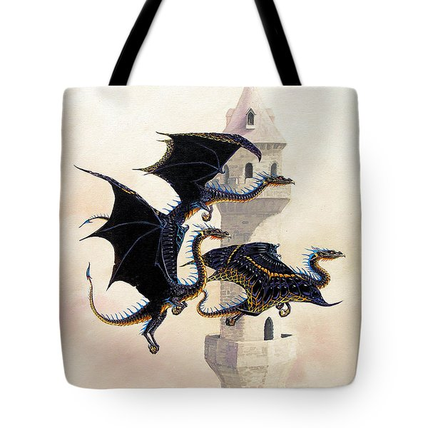 Morning Flight Tote Bag by Stanley Morrison