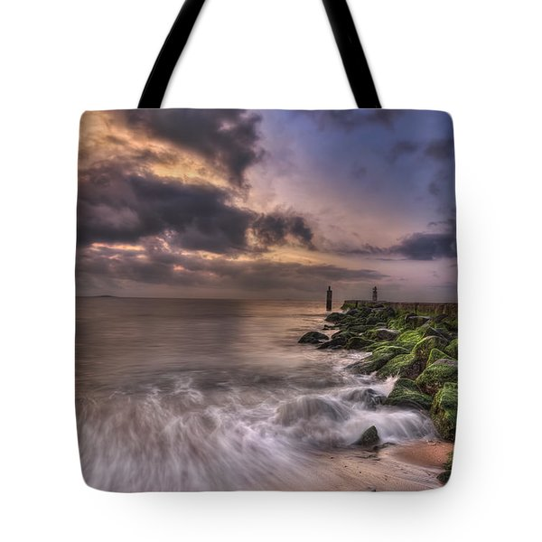 Morning Glory Tote Bag by Evelina Kremsdorf