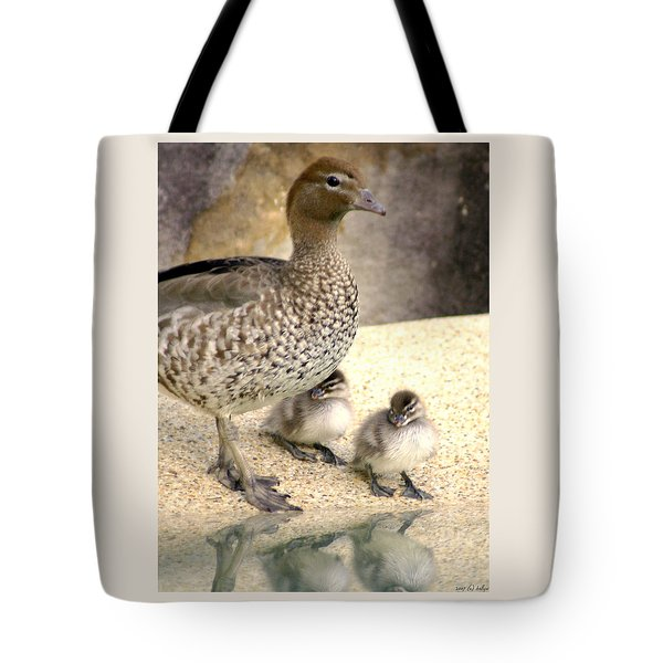 Mother of Twins Tote Bag by Holly Kempe