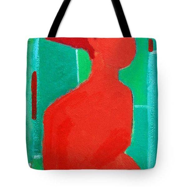 Motherhood Tote Bag by Ana Maria Edulescu