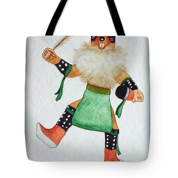 Mouse Tote Bag by Mary Rogers