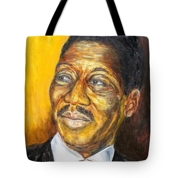 Muddy Waters Tote Bag by Michael Titherington