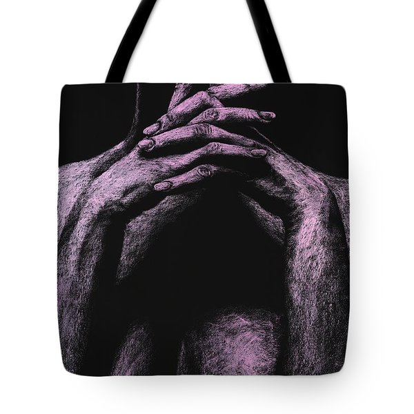 Museful Tote Bag by Richard Young