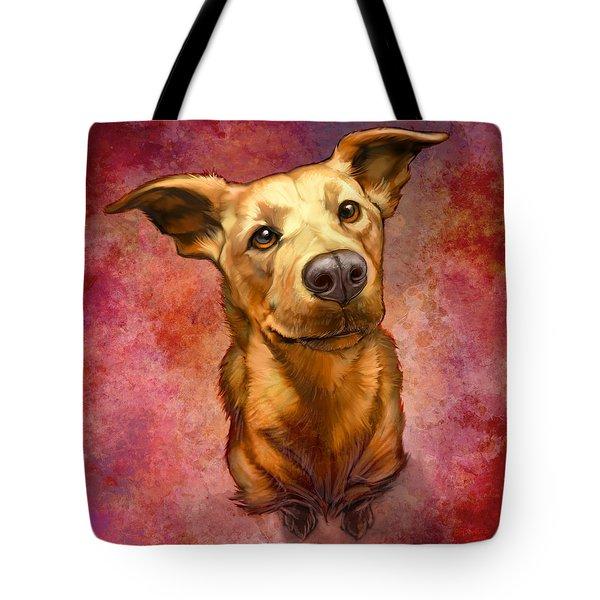 My Buddy Tote Bag by Sean ODaniels