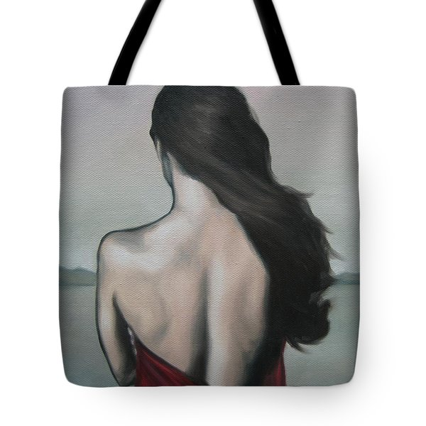 My Endlessness Tote Bag by Jindra Noewi