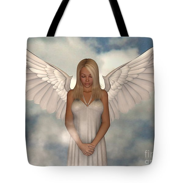My Guardian Tote Bag by Alexander Butler