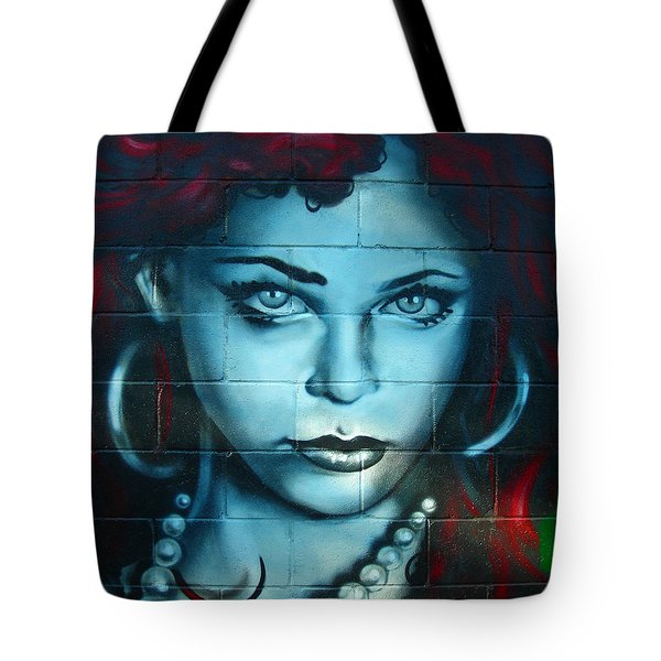 My Lady ... Tote Bag by Juergen Weiss