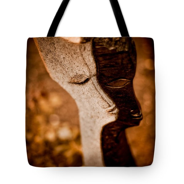 My Shadow And I Tote Bag by Venetta Archer