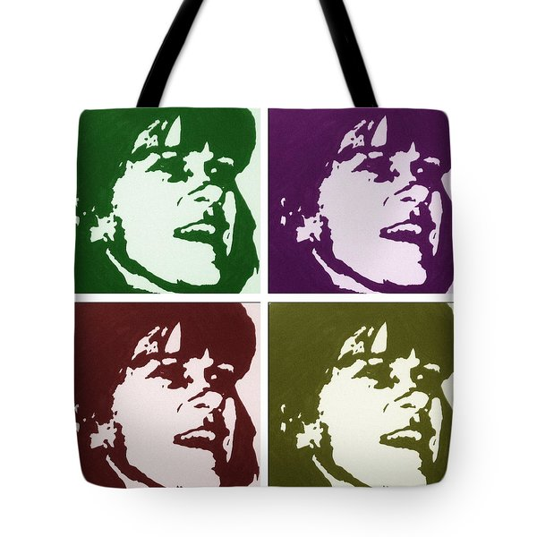 MY SISTER SHARON Tote Bag by Robert Margetts