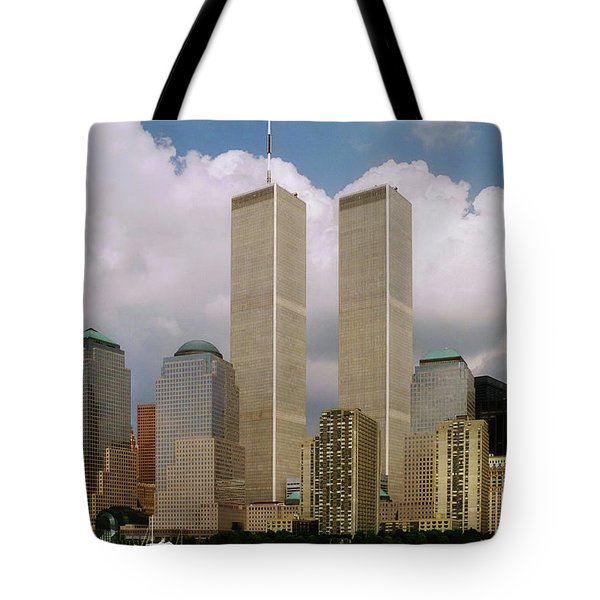 My Skyline Tote Bag by Joann Vitali