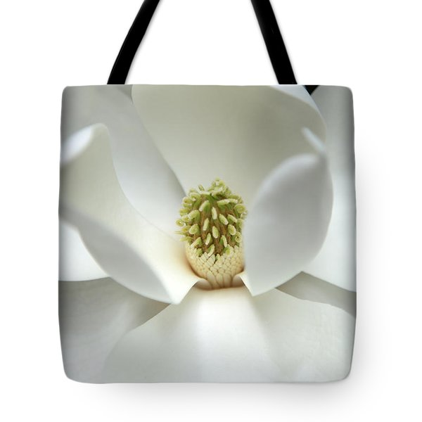 Mysteriously Tote Bag by Amanda Barcon
