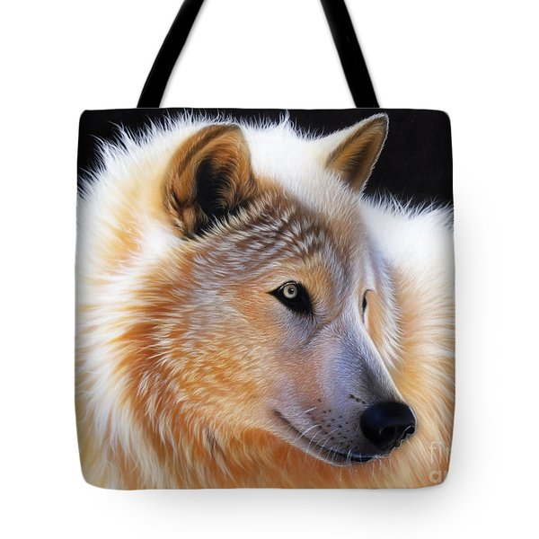Nala Tote Bag by Sandi Baker