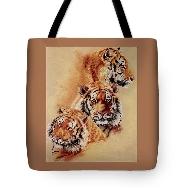 Nanook Tote Bag by Barbara Keith