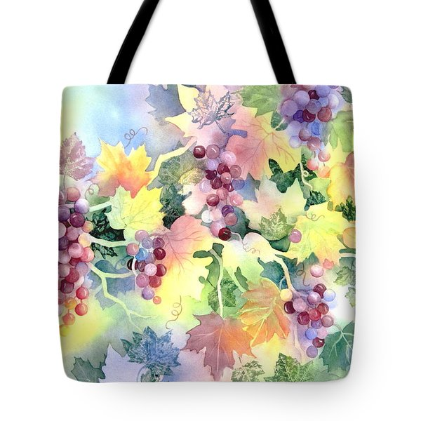 Napa Valley Morning 2 Tote Bag by Deborah Ronglien