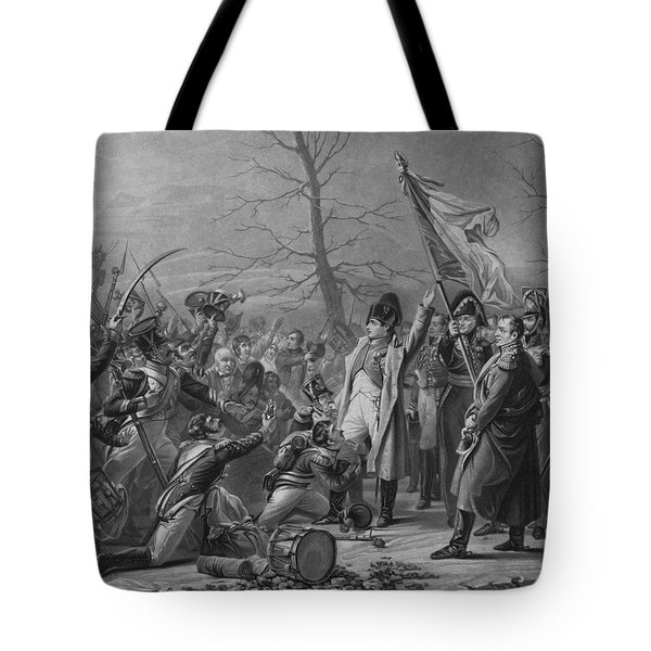 Napoleon Returns From Elba Tote Bag by War Is Hell Store