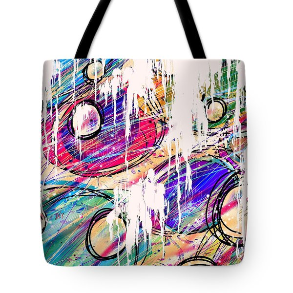 Narcotics of the Mind Tote Bag by Rachel Christine Nowicki