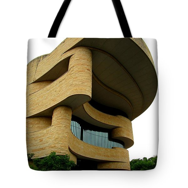 National Museum Of The American Indian 1 Tote Bag by Randall Weidner
