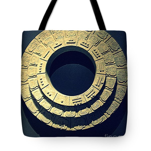 National Museum Of The American Indian 10 Tote Bag by Randall Weidner