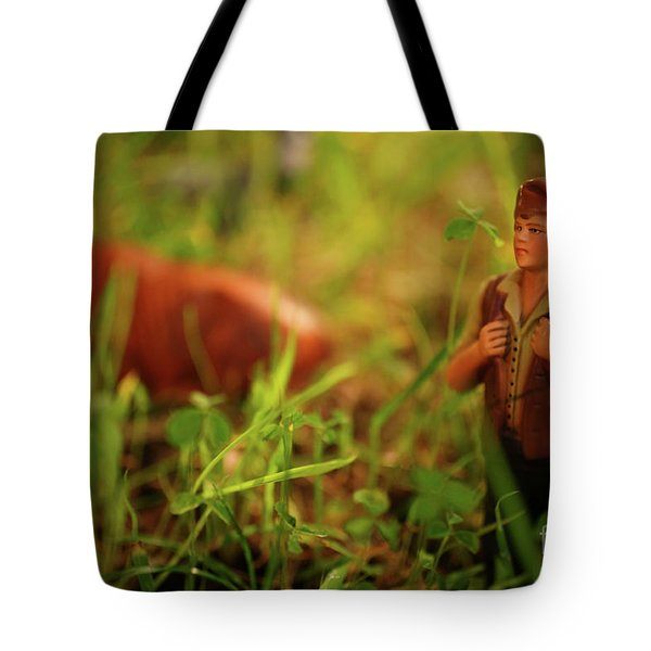 Nativity Scene Tote Bag by Gaspar Avila