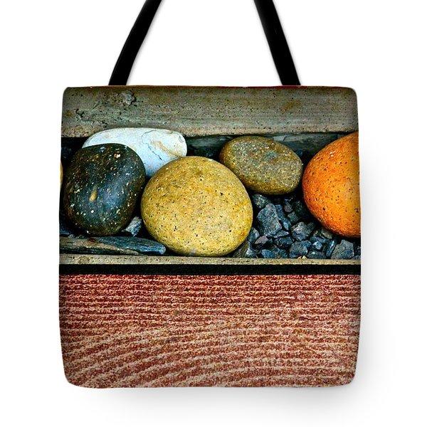 Natural Boundaries Tote Bag by Karon Melillo DeVega