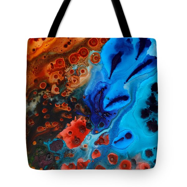 Natural Formation Tote Bag by Sharon Cummings