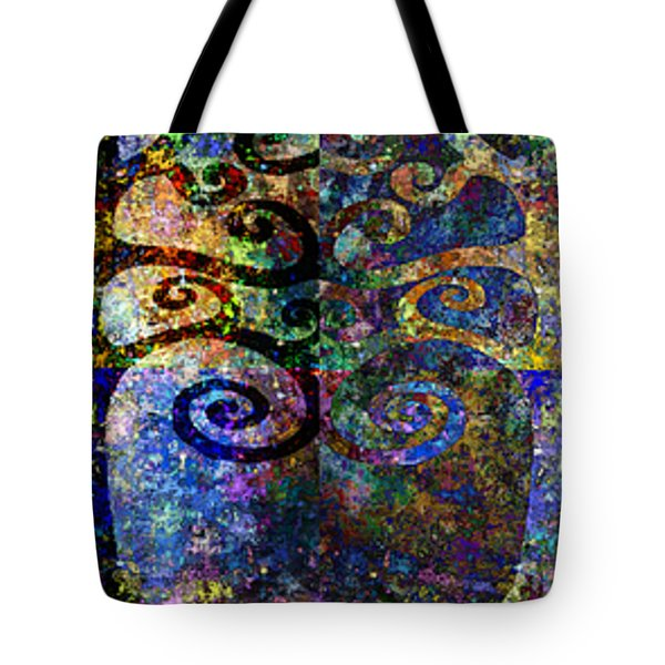 Nature Calls Tote Bag by Angelina Vick