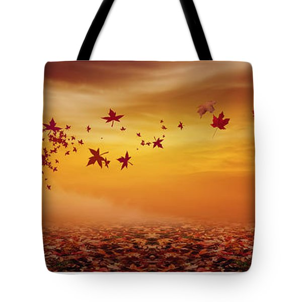 Nature's Art Tote Bag by Lourry Legarde
