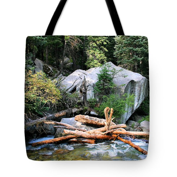 Nature's Filters Tote Bag by Kristin Elmquist